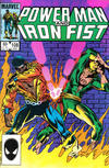Cover for Power Man and Iron Fist (Marvel, 1981 series) #108 [direct]
