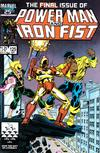 Cover Thumbnail for Power Man and Iron Fist (1981 series) #125 [direct]