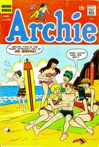 Cover Thumbnail for Archie (Archie, 1959 series) #175