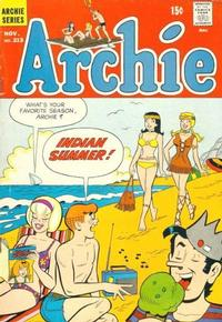 Cover Thumbnail for Archie (Archie, 1959 series) #213