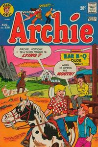 Cover Thumbnail for Archie (Archie, 1962 series) #228