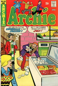 Cover Thumbnail for Archie (Archie, 1959 series) #235