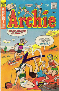Cover Thumbnail for Archie (Archie, 1959 series) #248