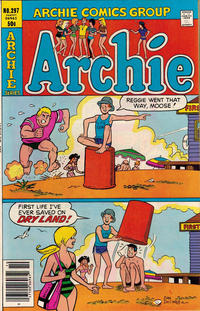 Cover Thumbnail for Archie (Archie, 1959 series) #297