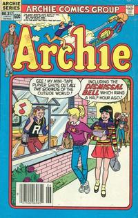 Cover Thumbnail for Archie (Archie, 1959 series) #317