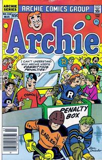 Cover for Archie (Archie, 1959 series) #334