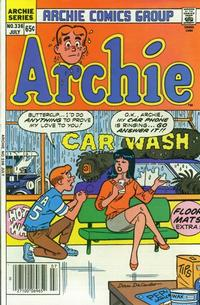 Cover Thumbnail for Archie (Archie, 1959 series) #336
