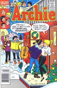 Cover Thumbnail for Archie (Archie, 1959 series) #364