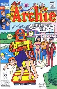 Cover Thumbnail for Archie (Archie, 1959 series) #381