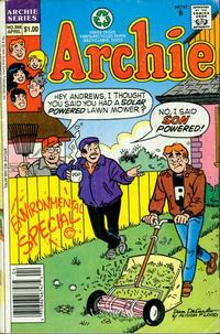 Cover Thumbnail for Archie (Archie, 1962 series) #398