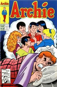 Cover for Archie (1962 series) #422