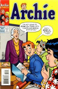 Cover Thumbnail for Archie (Archie, 1959 series) #447