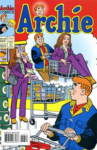Cover Thumbnail for Archie (Archie, 1959 series) #457