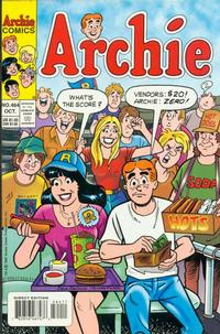 Cover Thumbnail for Archie (Archie, 1959 series) #464