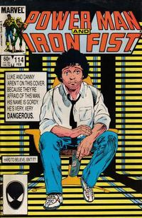 Cover Thumbnail for Power Man and Iron Fist (Marvel, 1981 series) #114 [direct]