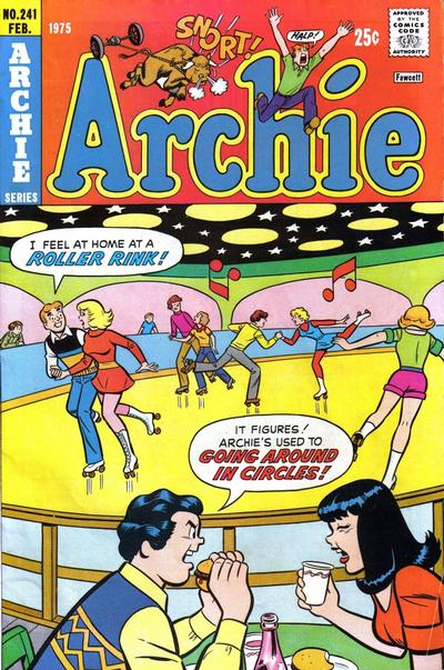 Cover for Archie (Archie, 1959 series) #241