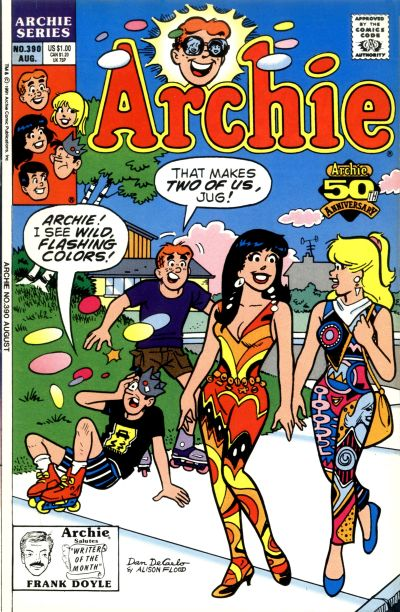 Cover for Archie (Archie, 1959 series) #390
