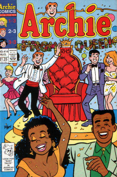 Cover for Archie (Archie, 1959 series) #414