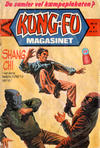 Cover for Kung-Fu magasinet (Interpresse, 1975 series) #45