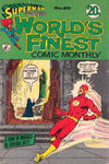 Cover for Superman Presents World's Finest Comic Monthly (K. G. Murray, 1965 series) #80
