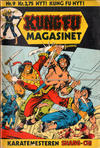 Cover for Kung-Fu magasinet (Interpresse, 1975 series) #9
