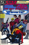 Cover Thumbnail for Star Trek: The Next Generation (1988 series) #5 [Newsstand]