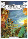 Cover for Graphic-Arts (Arboris, 1989 series) #9 - Die andere Welt 1: Das rote Land