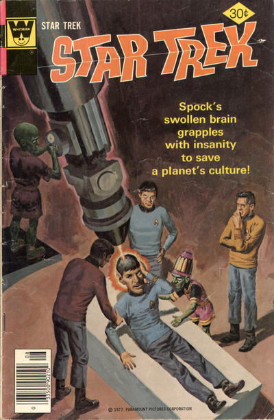 Cover for Star Trek (Western, 1967 series) #46
