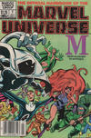 Cover Thumbnail for The Official Handbook of the Marvel Universe (1983 series) #7 [Canadian Newsstand]