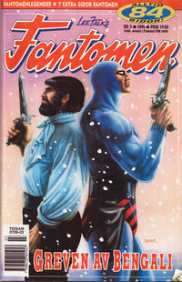 Cover Thumbnail for Fantomen (Semic, 1963 series) #3/1995