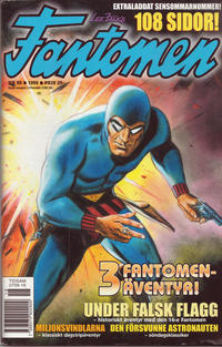 Cover Thumbnail for Fantomen (Egmont, 1997 series) #18/1999
