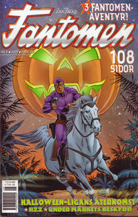 Cover Thumbnail for Fantomen (Egmont, 1997 series) #6/2003
