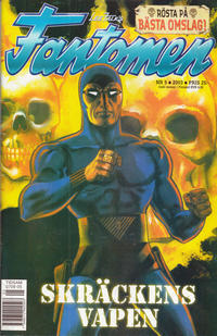 Cover Thumbnail for Fantomen (Egmont, 1997 series) #5/2003