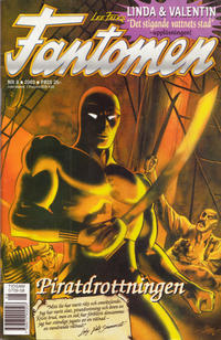 Cover Thumbnail for Fantomen (Egmont, 1997 series) #8/2003