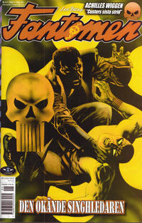 Cover Thumbnail for Fantomen (Egmont, 1997 series) #6/2005