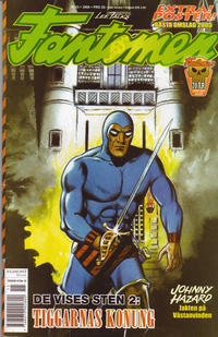 Cover Thumbnail for Fantomen (Egmont, 1997 series) #15/2006