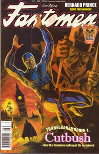 Cover Thumbnail for Fantomen (Egmont, 1997 series) #8/2006