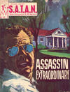 Cover for S.A.T.A.N. Picture Library (Famepress, 1966 series) #14