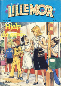 Cover Thumbnail for Lillemor (Se-Bladene, 1969 series) #20/1982