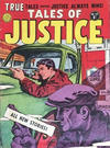 Cover for Tales of Justice (Horwitz, 1950 ? series) #26