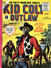 Cover for Kid Colt Outlaw (Thorpe & Porter, 1950 ? series) #25