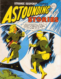 Cover Thumbnail for Astounding Stories (Alan Class, 1966 series) #64