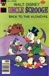Cover Thumbnail for Uncle Scrooge (1963 series) #142 [Whitman Variant]