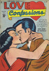 Cover for Love Confessions (Bell Features, 1950 series) #2