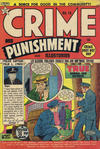 Cover for Crime and Punishment (Superior Publishers Limited, 1948 ? series) #16