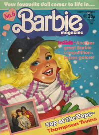 Cover Thumbnail for Barbie (Fleetway Publications, 1985 series) #6