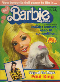Cover Thumbnail for Barbie (Fleetway Publications, 1985 series) #7