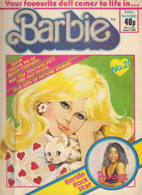 Cover Thumbnail for Barbie (Fleetway Publications, 1985 series) #21