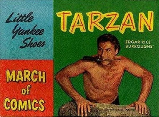 Cover for March of Comics (Western, 1946 series) #98