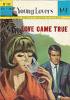 Cover for Young Lovers (Alex White, 1967 ? series) #198